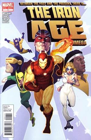 Iron Age Omega #1