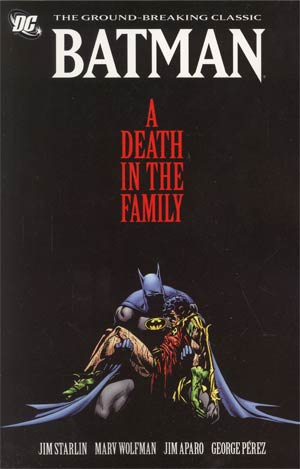 Batman A Death In The Family TP New Edition