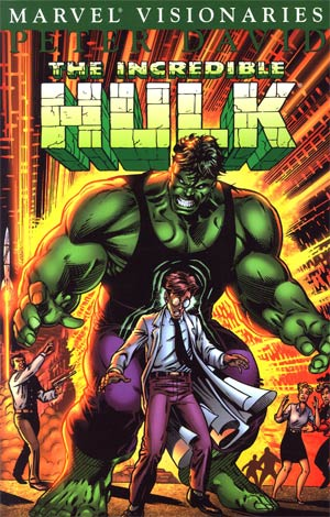 Hulk Visionaries Peter David Vol 8 TP