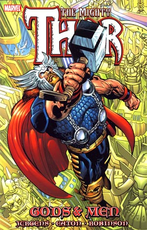 Thor Gods & Men TP New Printing