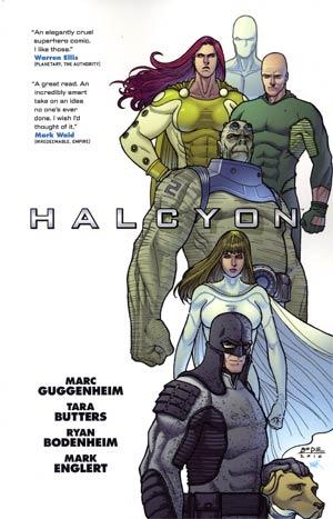 Halcyon Vol 1 TP