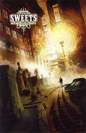 Sweets New Orleans Crime Story TP