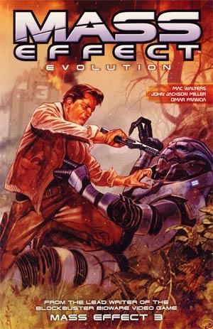 Mass Effect Vol 2 Evolution TP