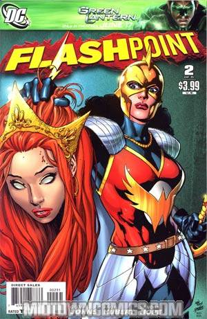 Flashpoint #2 Cover C Variant Ivan Reis & George Perez Cover