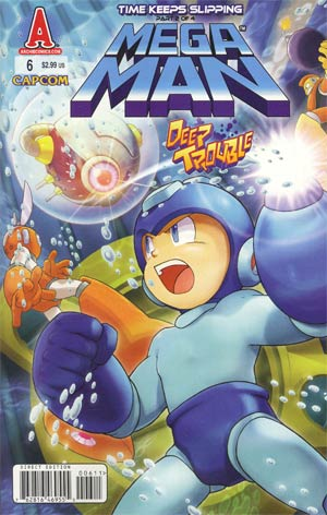 Mega Man Vol 2 #6