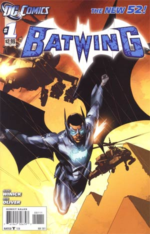 Batwing #1 1st Ptg