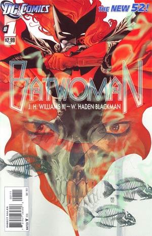 Batwoman #1 1st Ptg
