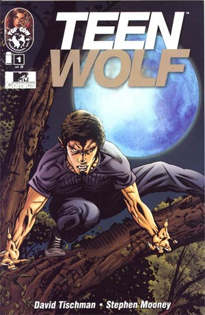 Teen Wolf Bite Me #1 Regular Stephen Mooney Cover