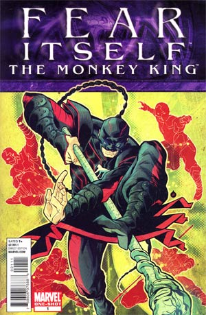 Fear Itself Monkey King #1