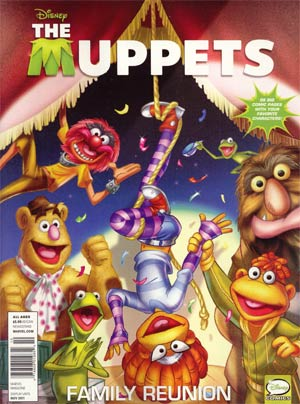 Muppets Presents Family Reunion