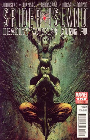 Spider-Island Deadly Hands Of Kung Fu #2