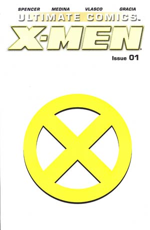 Ultimate Comics X-Men #1 Regular Kaare Andrews Cover With Polybag