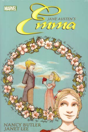 Marvel Illustrated Emma HC