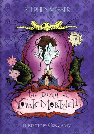 Death Of Yorik Mortwell HC