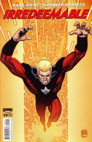 Irredeemable #29 Cover B