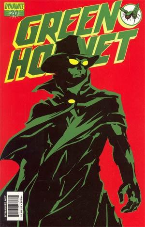 Kevin Smiths Green Hornet #20 Cover C Brian Denham Cover
