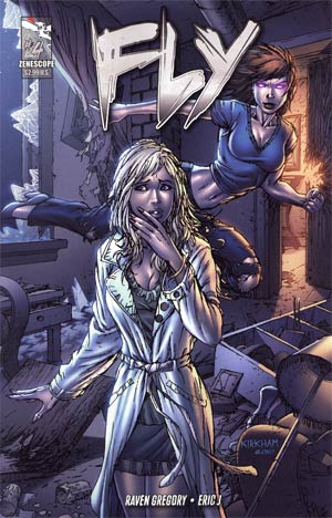 Fly (Zenescope) #4 Cover A Tyler Kirkham
