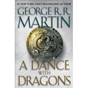 Dance With Dragons A Song Of Ice And Fire Book 5 HC