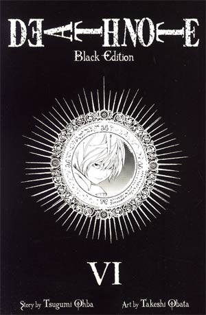 Death Note Black Edition Vol 6 TP