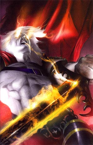 Elric The Balance Lost #1 Incentive Dennis Calero Variant Cover