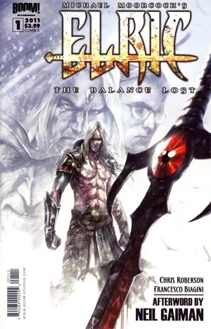Elric The Balance Lost #1 1st Ptg Regular Cover A