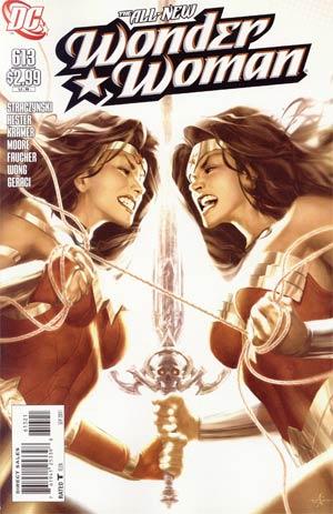 Wonder Woman Vol 3 #613 Cover B Incentive Alex Garner Variant Cover