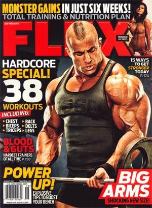 Flex Magazine Vol 29 #6 Aug 2011