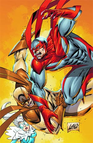 Hawk And Dove Vol 5 #2