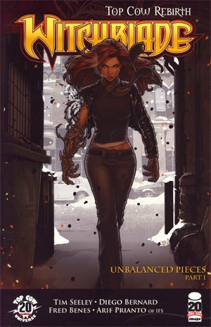 Witchblade #151 Cover A John Tyler Christopher