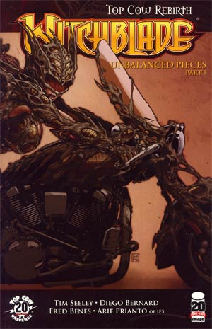 Witchblade #151 Cover B Dennis Calero