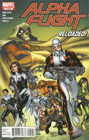 Alpha Flight Vol 4 #5