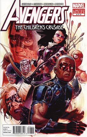 Avengers Childrens Crusade #8