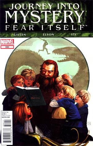Journey Into Mystery Vol 3 #630 (Fear Itself Tie-In)