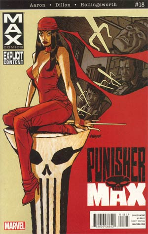 Punisher MAX Vol 2 #18