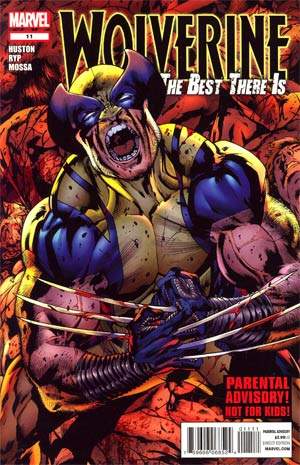 Wolverine The Best There Is #11