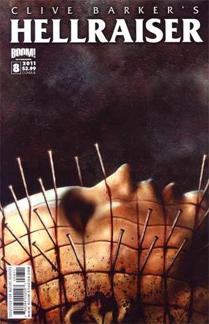 Clive Barkers Hellraiser Vol 2 #8 Regular Cover B
