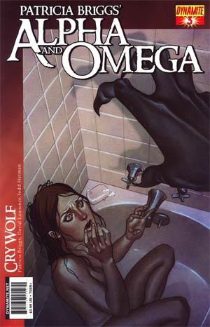 Patricia Briggs Alpha & Omega Cry Wolf Vol 1 #3