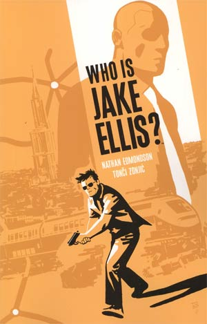 Who Is Jake Ellis Vol 1 TP