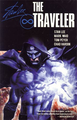 Stan Lees The Traveler Vol 2 Anachronopolis TP