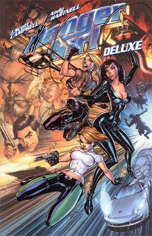 Danger Girl Deluxe Edition TP