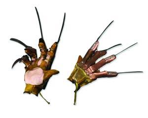 Nightmare On Elm Street 1984 Freddy Glove Replica