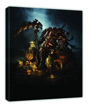 Darksiders Darksiders Canvas Giclee Small