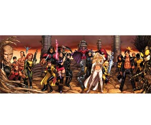 Uncanny X-Men By Dale Keown Oversized Poster