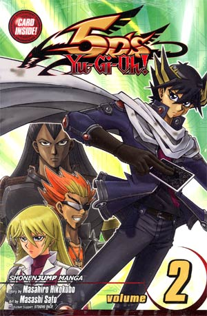 Yu-Gi-Oh 5Ds Vol 2 GN