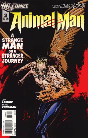 Animal Man Vol 2 #3