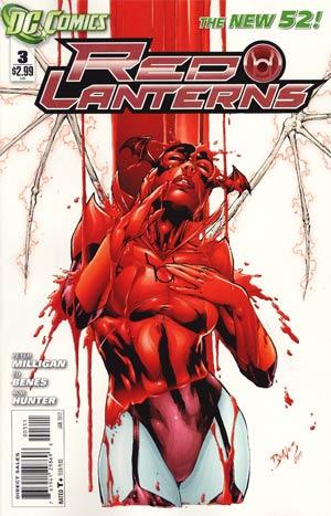 Red Lanterns #3