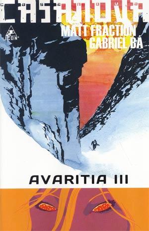 Casanova Avaritia #3