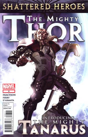 Mighty Thor #8 (Shattered Heroes Tie-In)