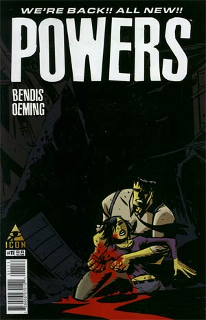 Powers Vol 3 #11