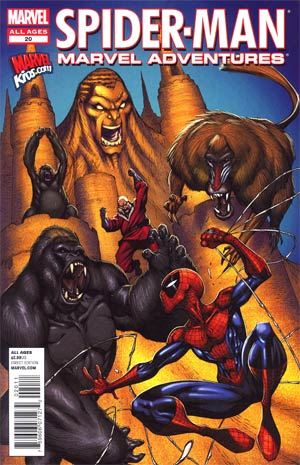 Marvel Adventures Spider-Man Vol 2 #20